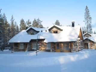 NELIMAJAT B  Log Bungalow Lapland - Kolari vacation rentals