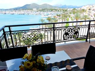 Penthouse with great Sea Views to Alcudia Beach - Puerto de Alcudia vacation rentals