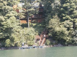 Norris Lake Front 5BR 4BA August 1-8th Now Open - Jacksboro vacation rentals