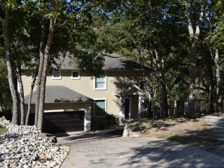 Luxury Waterfront Home w/ Boat Dock & Sandy Beach - Leander vacation rentals