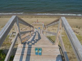 Eastham MA 4 BDR Private Water Front Sunset Deck - North Eastham vacation rentals