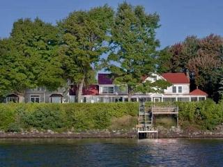 Historic home on the shores of Lake Champlain - Champlain Islands vacation rentals