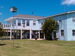 Jordan River Fishing Skiing Home with water access - Bay Saint Louis vacation rentals