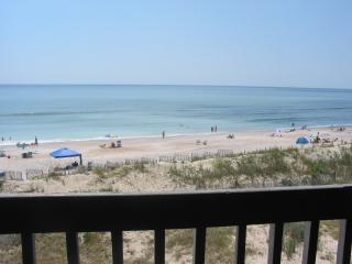 Wow, What a beautiful Ocean veiw - Topsail Island vacation rentals