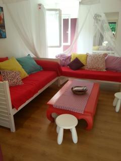 dans le désert des Agriates,HauteCorse,pour 4pers - Bastia vacation rentals