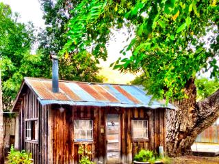 Cabin on historic east bay ranch! - Macdoel vacation rentals