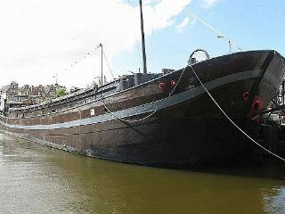 Houseboat Ms. Luctor - Amsterdam vacation rentals