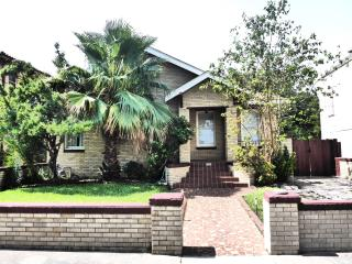 1937 Brick 2 bedroom home 4 blocks from the beach - Galveston vacation rentals