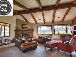 Bar SZ Ranch: Ranch House - Greenfield vacation rentals