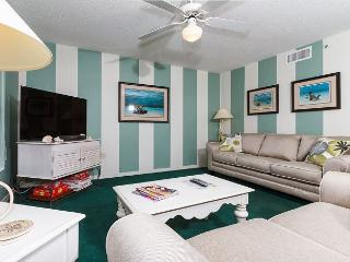 Condo #5006: 5th Floor view over pool with LCD TV,Cable, WiFi, Keyless Entry - Fort Walton Beach vacation rentals