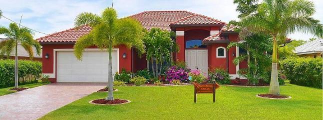 Front - Villa Sanibel - Cape Coral - rentals