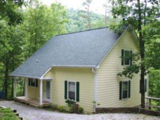 Peaceful Hollow Exterior - Peaceful Hollow - Townsend - rentals