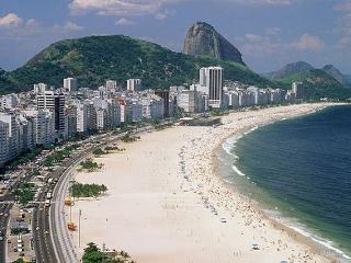 Rio de janeiro, Copacabana Beach - Brazil - State of Rio de Janeiro vacation rentals