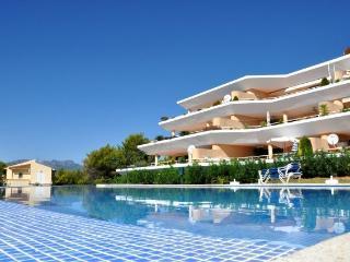 Altea, La Nova A , 4 persons, penthouse, sea view - Altea la Vella vacation rentals