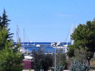 Frontline Sea View Apartment - Novigrad vacation rentals