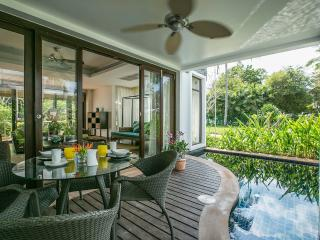 3-Bedrm Pool Villa, 1 Minute's Walk to Beach - Koh Samui vacation rentals