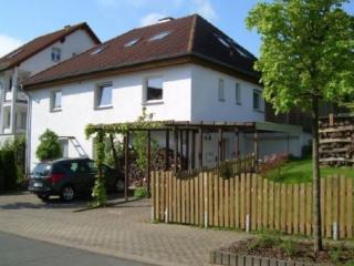 Vacation Apartment in Bad Schwalbach - 592 sqft, quiet, central, comfortable (# 5304) - Limburg vacation rentals
