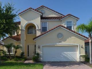 Huge 6 Bedroom Gated Tuscan Hills Disney Villa - Davenport vacation rentals