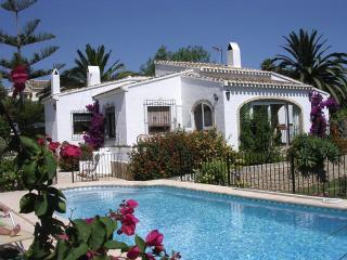 Javea ,3 Bed/Bathroom Villa, Gated private pool - La Vall de Laguar vacation rentals