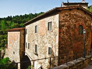 Romantic country house on a river with private garden and balcony - Greve in Chianti vacation rentals