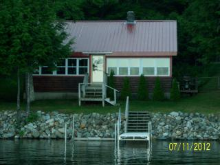 Pleasant Pond Waterfront Rental - New Limerick vacation rentals