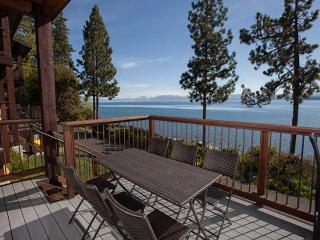 Brockway Springs 75 Lake Front Condo - Pano View - Kings Beach vacation rentals