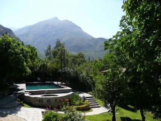 ANDES MTN GARDEN OF EDEN, POOL, HOTTUB, RAFTING + - Cajon del Maipo vacation rentals