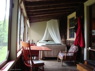 Cabin hideaway with playground  and unspoiled lake - Ludlow-Okemo Ski Area vacation rentals