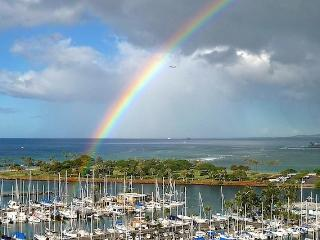 Ilikai Marina 1792 Ocean / Sunset Views Remodel - Waikiki vacation rentals