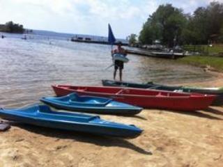 Chalkleys Sandy Bay Cottage Resort - North Bay vacation rentals