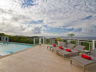 Elegant and comfortable villa with magnificent ocean views WV ACR - Corossol vacation rentals