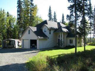 Queen and Twin bed room - Kenai AK Sleeps up to 3 - Alaska vacation rentals