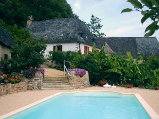 Saulieres Nr Argentat - Argentat sur Dordogne vacation rentals
