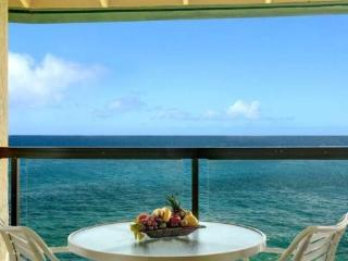 Free Car* with Poipu Shores 405A - One of the best views in Poipu from this remodeled penthouse. - Kekaha vacation rentals