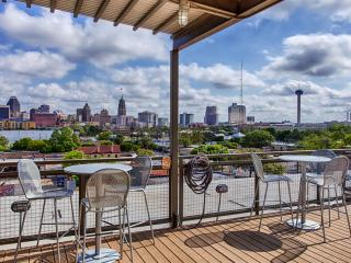 Sleek Furnished Executive Loft Overlooks Pool - San Antonio vacation rentals