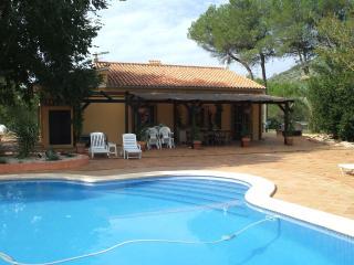 Stylish Villa with Own Tennis Court & Family Pool - Simat de la Valldigna vacation rentals