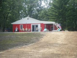 The Northern Breeze, private cottage on Long Lake - Baldwin vacation rentals