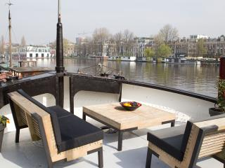 Amstel River Houseboat - Amsterdam vacation rentals