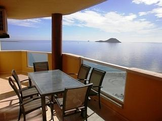 3 Bedroom La Manga Beachside apartment with stunning sea views - Santiago de la Ribera vacation rentals