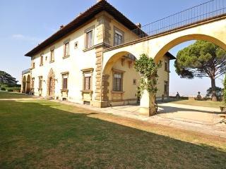 Villa Gamberaia   Extraordinary View And Gardens - Loro Ciuffenna vacation rentals