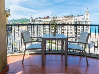 Bright Modern Terraced with Beach View WIFI - Guipuzcoa Province vacation rentals