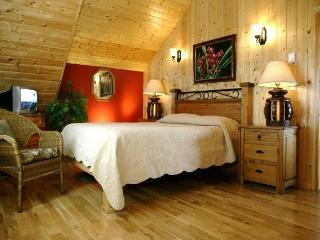 Beautiful two bedroom cabin suite #2. Winner of Tr - Ucluelet vacation rentals