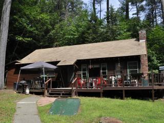 Spacious Friends Lake Cabin - Adirondacks vacation rentals