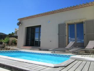New Villa With Private Pool In Picturesque Village - Le Barcares vacation rentals