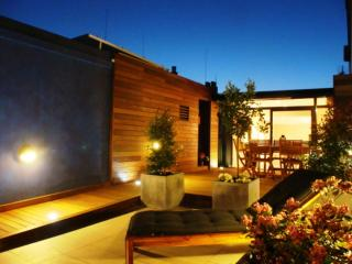 Penthouse with terrace near Pl. Catalunya - Barcelona vacation rentals
