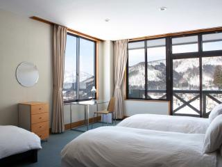 Prime room in ideally located lodge - Nozawaonsen-mura vacation rentals