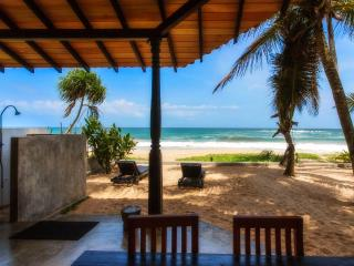 Anandhouse-2 bedroom beach-house air-con free wifi - Ambalangoda vacation rentals