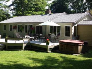 Vacation Home on 10 Acres with Pool and Spa - Stockbridge vacation rentals