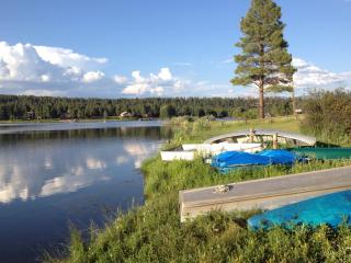 Lake access retreat - Pagosa Springs vacation rentals