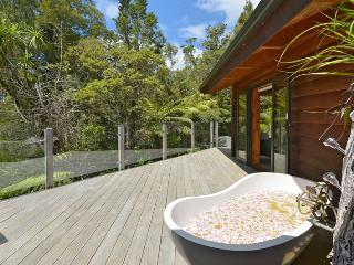 Fern Ridge Hideaway -  Romantic Log Cabin - Ahipara vacation rentals